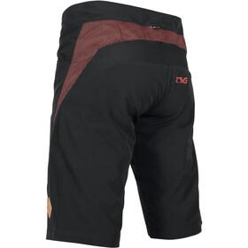 TSG SP4 Shorts, black/wine/red